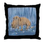 Herbert's Throw Pillow