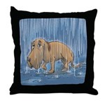 Herbert's Throw Pillow