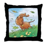 Harland's Throw Pillow