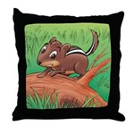 Charlie's Throw Pillow