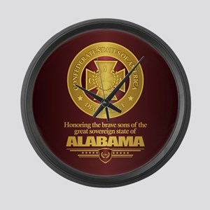Alabama SCH Large Wall Clock