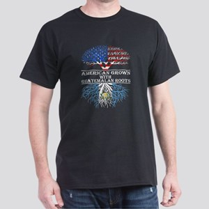 American Grown With Guatemalan Roots T-Shirt