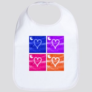 A Wish Your Heart Makes Tile Bib