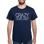 Crazy Goat Lady 2 Dark T-Shirt