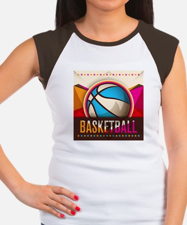 Basketball Sport Ball Game Cool T-Shirt
