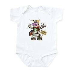 Billy Bull Infant Bodysuit