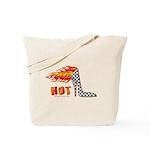 High Heel Racing Tote Bag