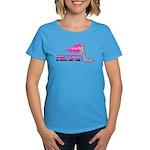 High Heel Racing Women's Dark T-Shirt