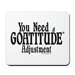 Goatitude Adjustment Mousepad