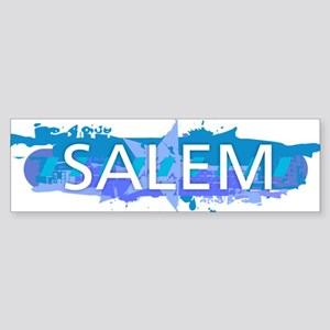 Salem Design Bumper Sticker
