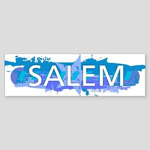 Salem Design Bumper Sticker