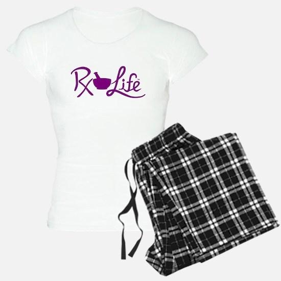 Purple Rx Life Pajamas