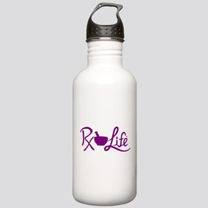 Purple Rx Life Stainless Water Bottle 1.0L
