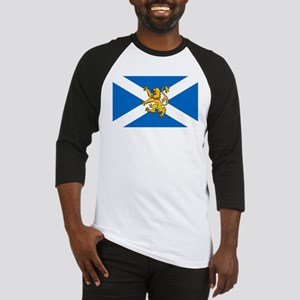 Flag of Scotland - Lion Rampant Baseball Jersey