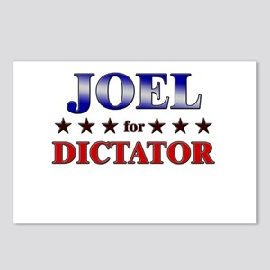 JOEL for dictator Postcards (Package of 8)