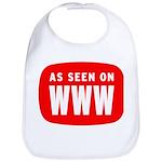 As Seen On WWW Bib