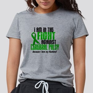 In The Fight Against CP 1 (Husband) T-Shirt