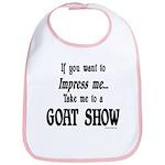 Goat Show Bib