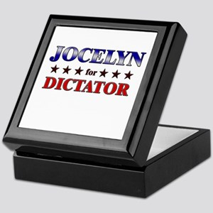 JOCELYN for dictator Keepsake Box