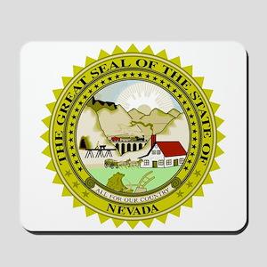 Nevada State Seal Mousepad