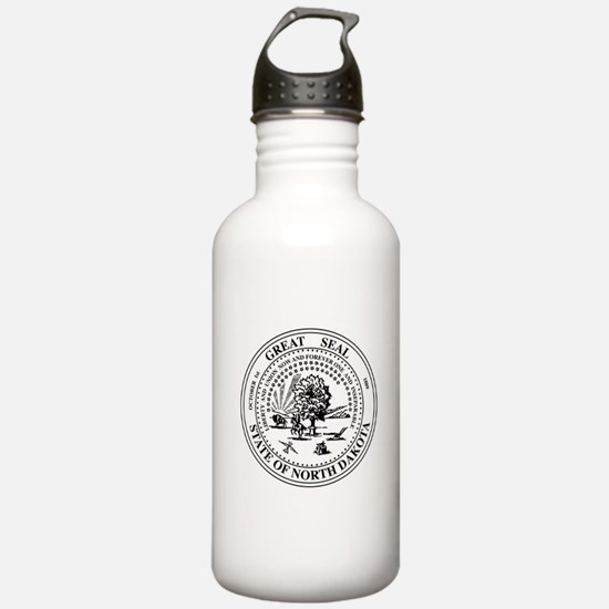 North Dakots State Sea Water Bottle