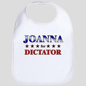 JOANNA for dictator Bib