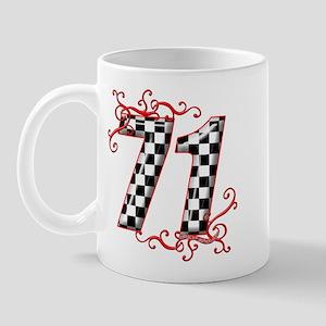 RaceFashion.com 71 Mug