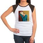 Prison Art Women's Cap Sleeve Shirt