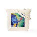 Prison Art Tote Bag (Different front/back images)