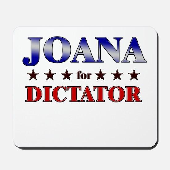 JOANA for dictator Mousepad