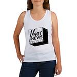 Not News Channel Women's Tank Top