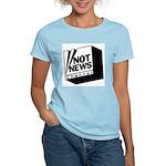 Not News Channel Women's Light T-Shirt