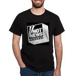Not News Channel Dark T-Shirt