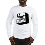 Not News Channel Long Sleeve T-Shirt