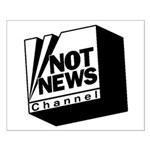 Not News Channel Small Poster