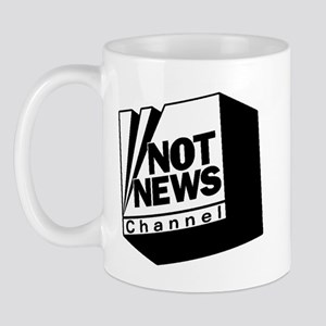 Not News Channel Mug