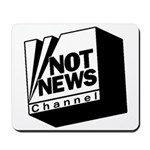 Not News Channel Mousepad