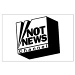 Not News Channel Large Poster