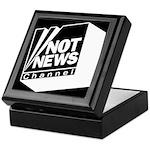 Not News Channel Keepsake Box