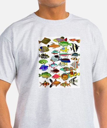 Tropical Fish ~ T-Shirt