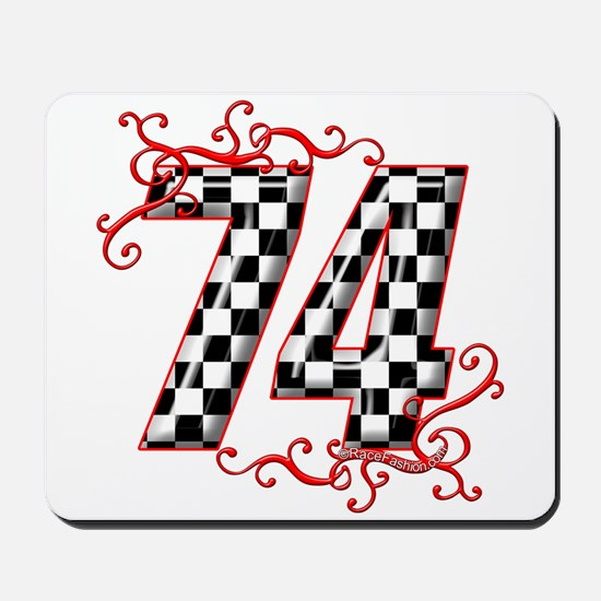 RaceFashion.com 74 Mousepad
