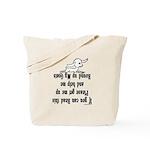 Goat Roundup Tote Bag