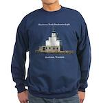 Manitowoc North Breakwater Light Sweatshirt (dark)