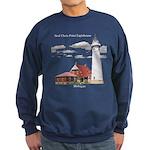 Seul Choix Point Lighthouse Sweatshirt (dark)