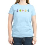 Retro Christmas Women's Light T-Shirt
