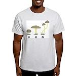 Mushrooms Light T-Shirt