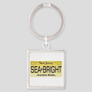Sea Bright NJ Tag Gifts Keychains