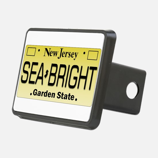 Sea Bright NJ Tag Gifts Hitch Cover
