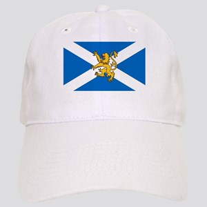 Flag of Scotland - Lion Rampant Cap