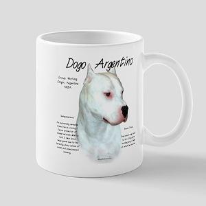 Dogo Argentino 11 oz Ceramic Mug